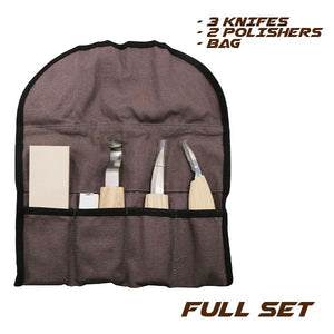 Wood Carving Tool Kit