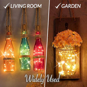 FairyLite Cork LED Bottle Lights