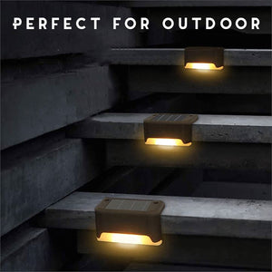 Outdoor Solar Deck Lights