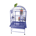 A and E Dome top parrot cage at Tropical Wings Parrot Place