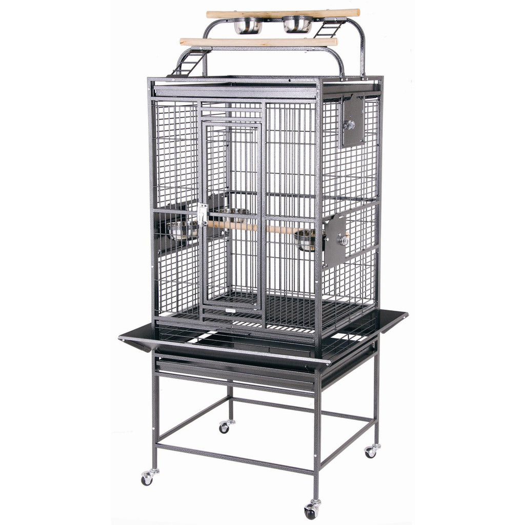 "HQ 24"" x 22"" x 68"" Play Top Cage"
