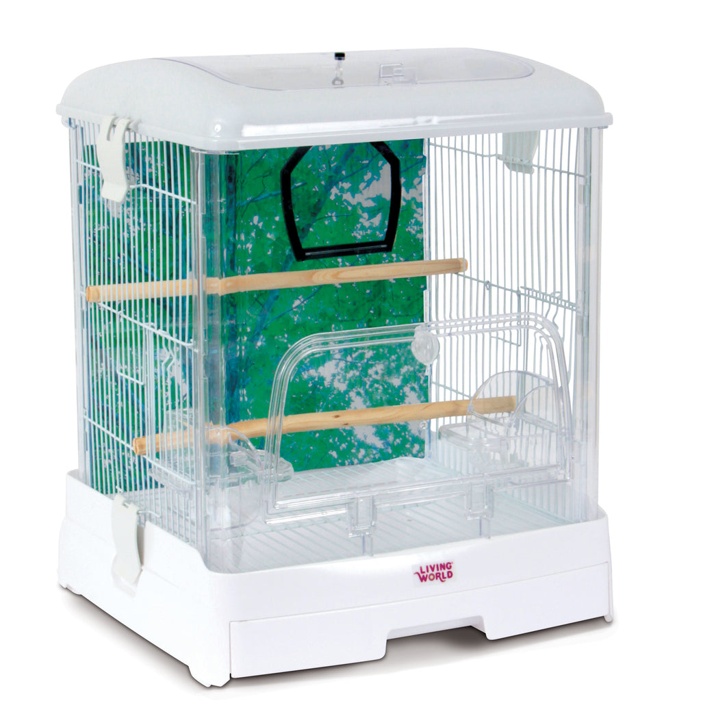 Living World Pluma Bird Cage