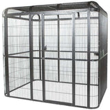 "A&E 62""x62"" Walk In Aviary"