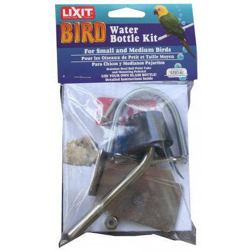 Lixit Glass Water Bottle Recycle Kit