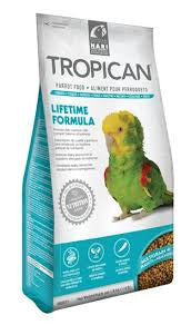 Tropican Lifetime Parrot 4 lb
