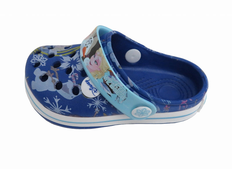 Disney Caranico Sandals Anna and the Snow Queen Kids S (13-14cm) [Crocs] [Kids