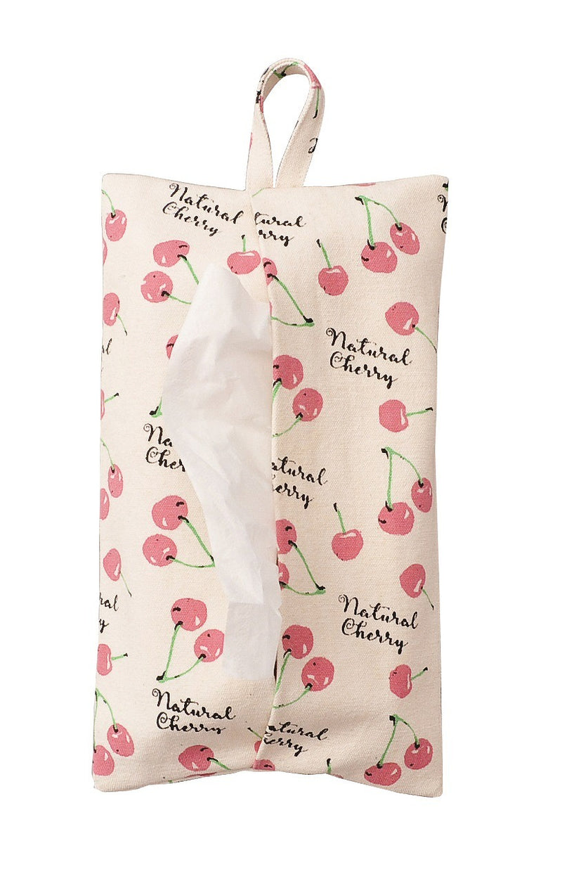 Fruit tissue box cover cherry FRTBCOCH