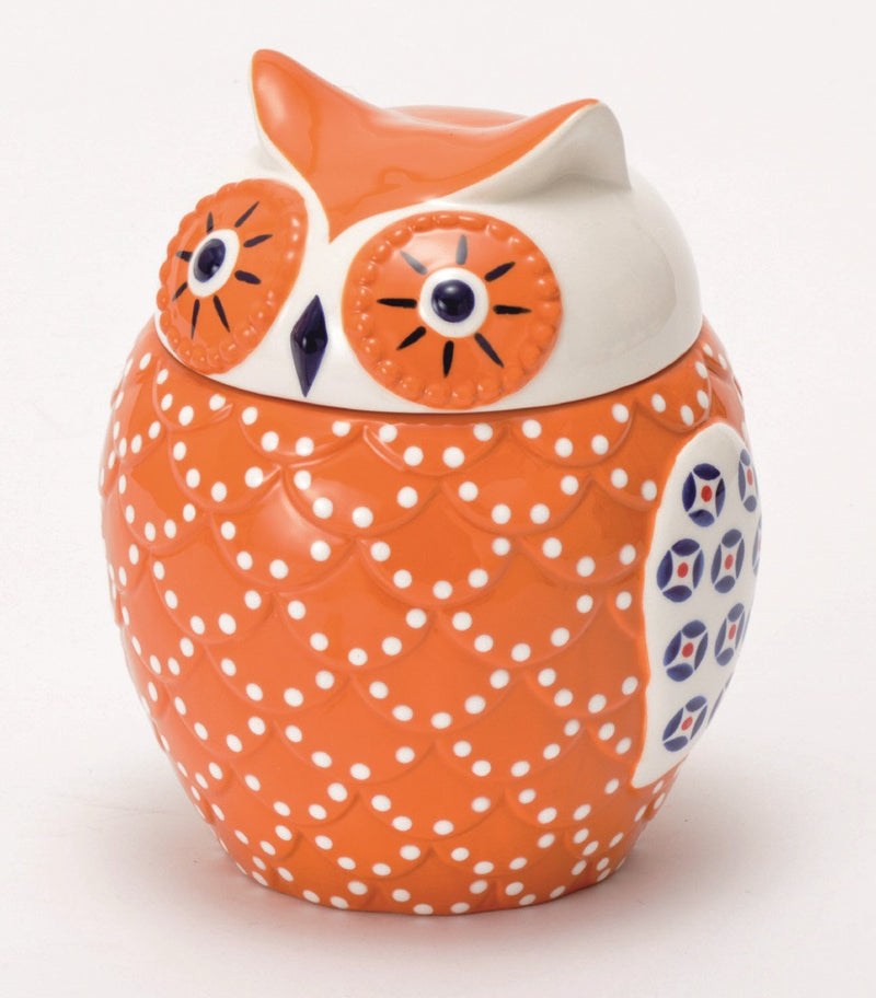 Forest Owl Canister Orange FOOWCAOR