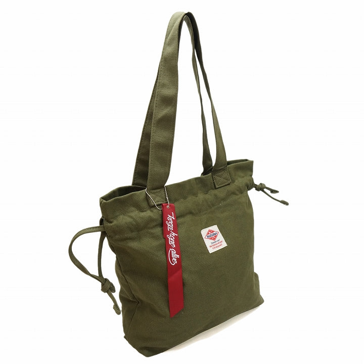Bag Tote Bag Men's Women's Drawstring Cloth Tote Canvas Canvas HolidayA.M. 1 pair