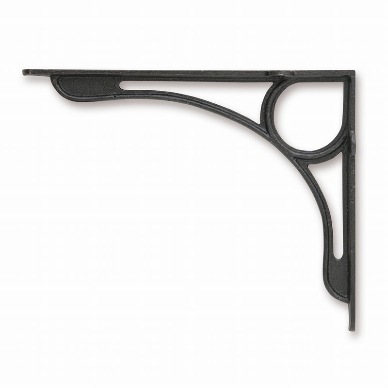 Iron Bracket L Black 63566