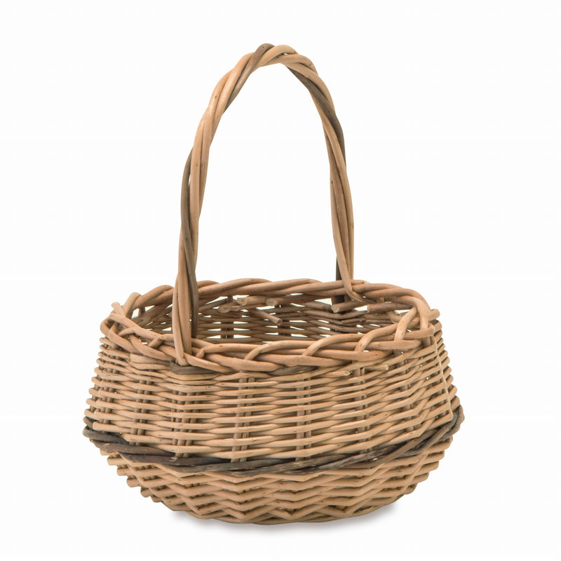 Wicker basket natural 11649