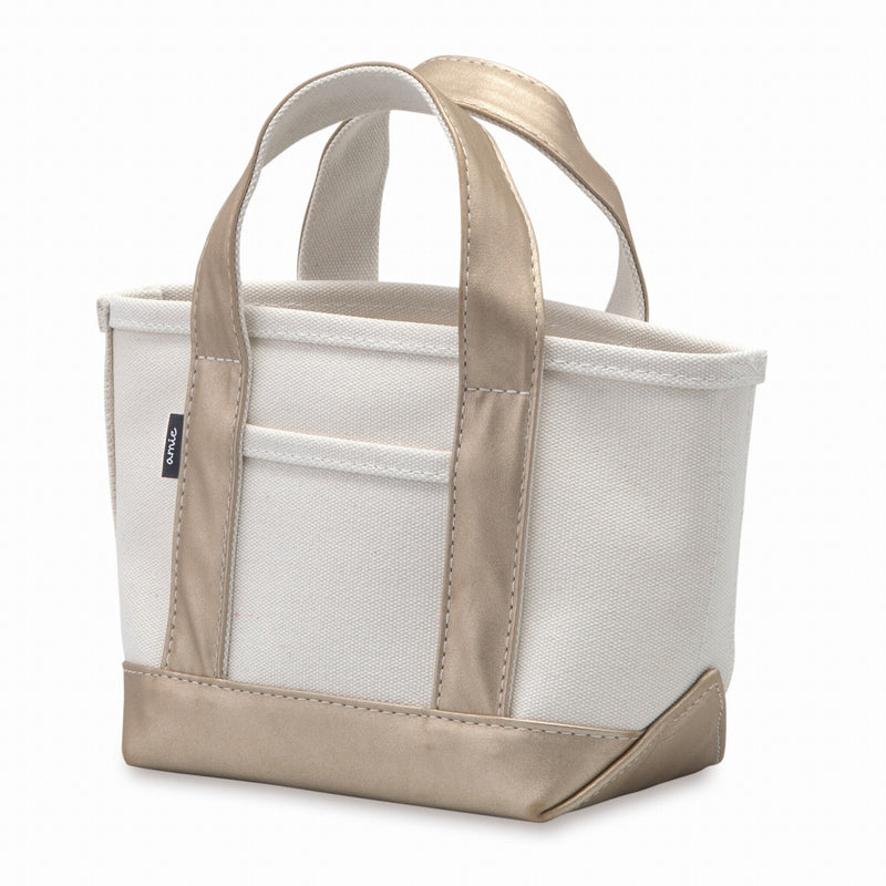 Amie Canvas Tote S - Gold 53208