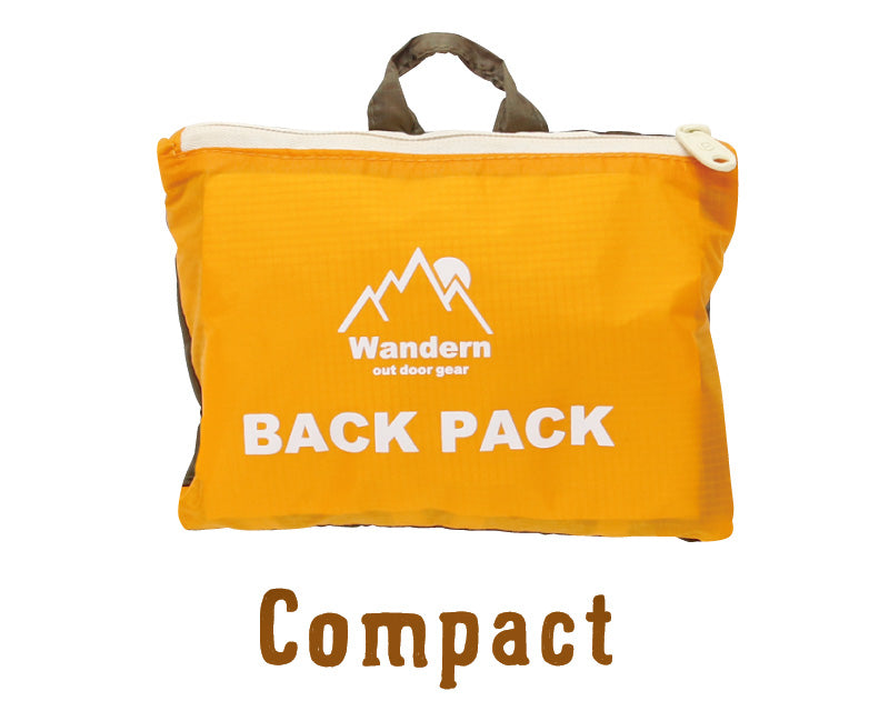 Wandern Packable Backpack Green 4008621-04