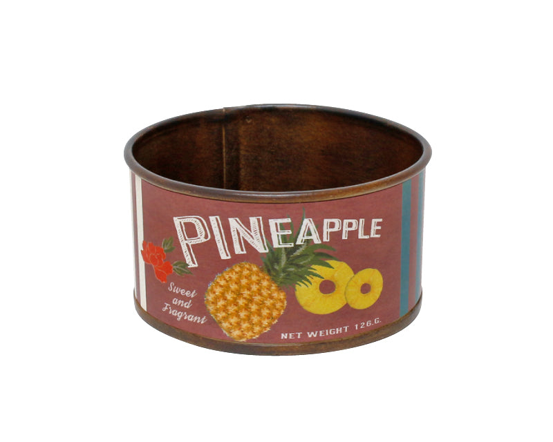 Old Days Canned Planter Pine Apple 4008687-02