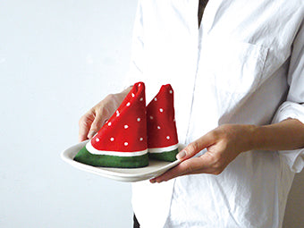 Fruit Handkerchief Watermelon [Made in Japan] A335SU