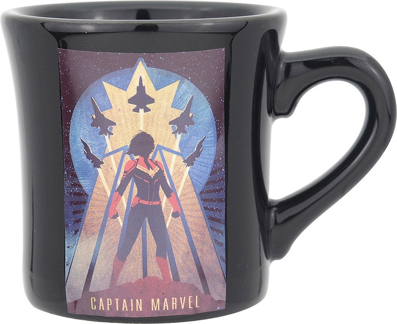 Mug Captain Marvel 2 SAN3093-2