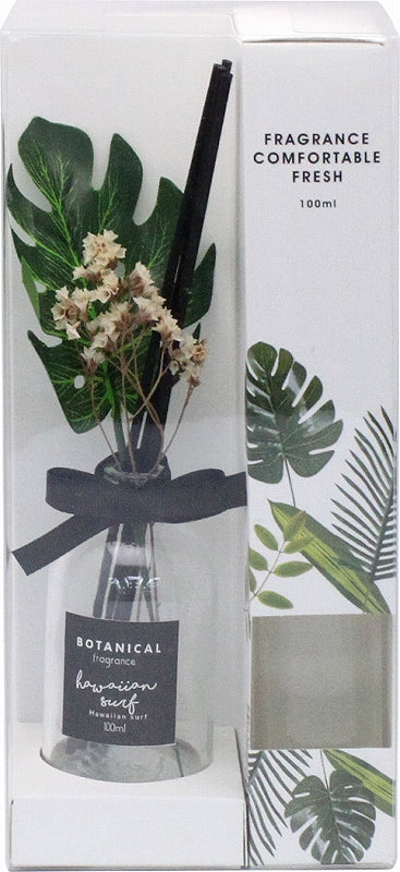 DE044204 Botanical Diffuser Monstera Ocean Breeze