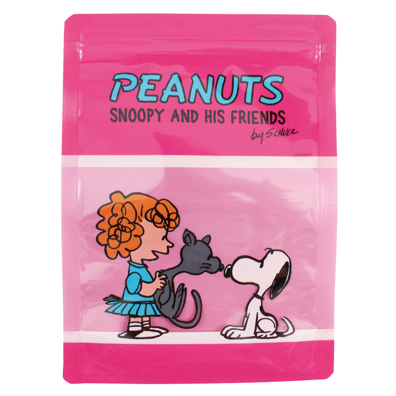 PEANUTS Storage Bag PINK PA-646