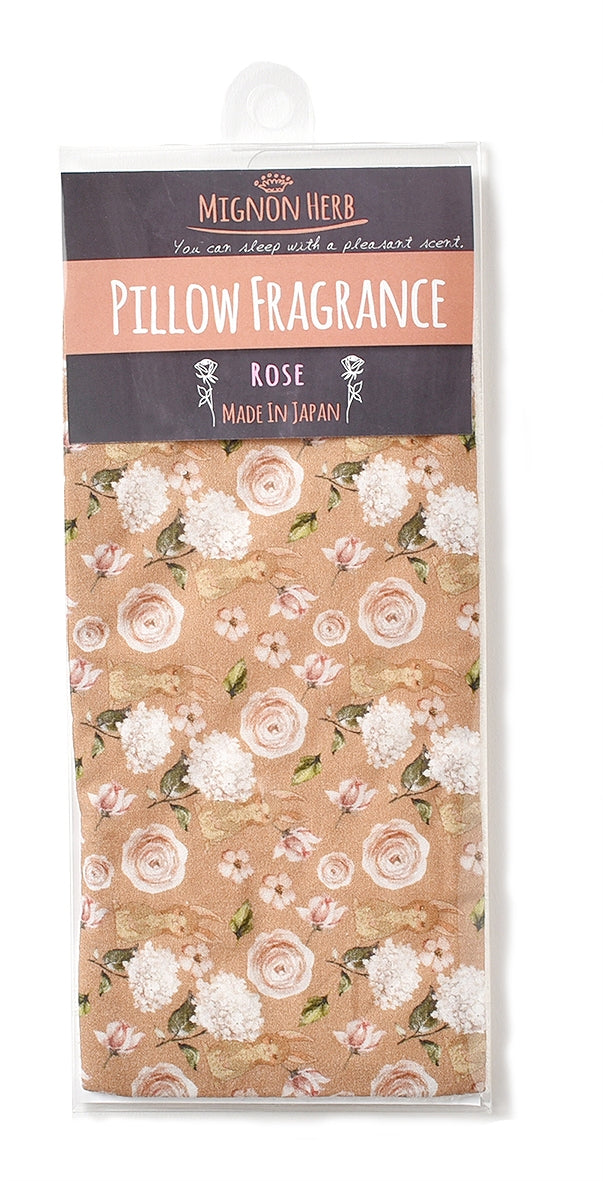 Mignon Pillow Fragrance Rose MIH-03-1