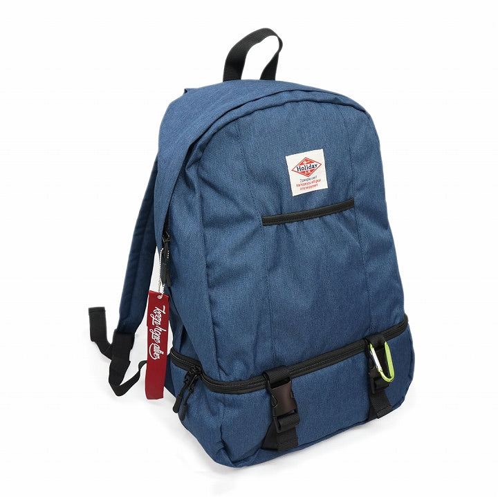 Backpack Daypack Bag Men's Women's 2 Layer Gym Backpack HolidayA.M. HolidayA.M. 1pc.
