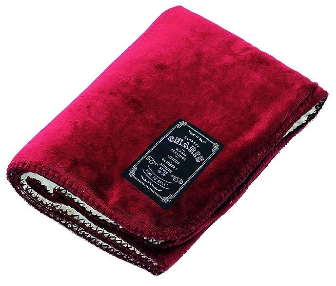CHARIS Caris Blanket LL Red 162995