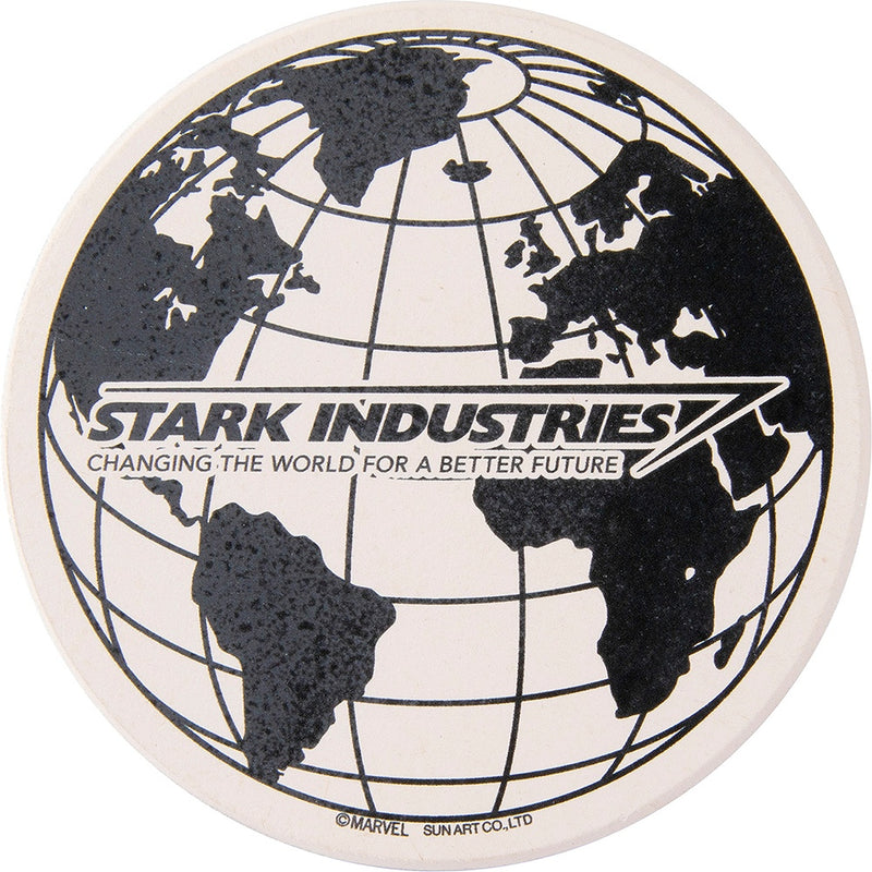 Water absorbent coaster Tony Stark SAN3217-3
