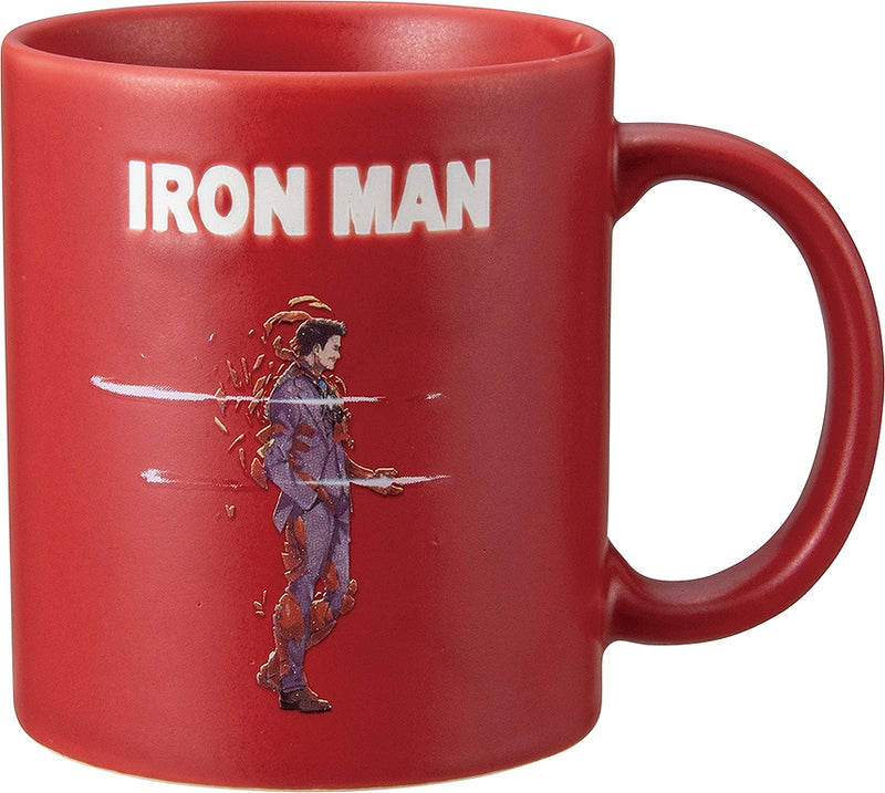 Mug Collaboration Art Iron Man SAN3219