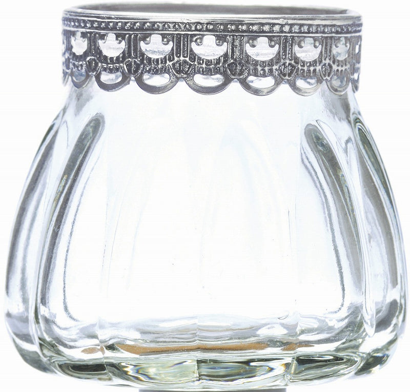 Bijoux Glass Pot Frill [Accessory Case] [Glass] 155775