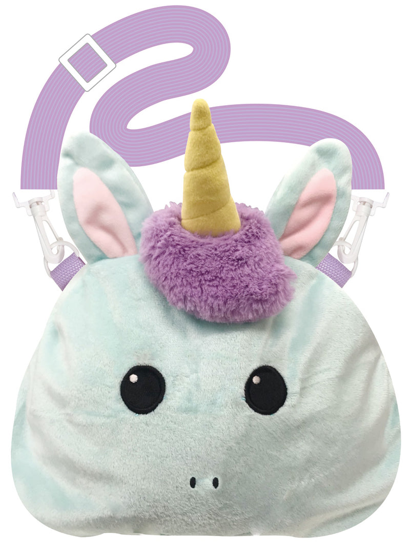 Dreamy Kawaii Drawstring Pochette Mint Unicorn