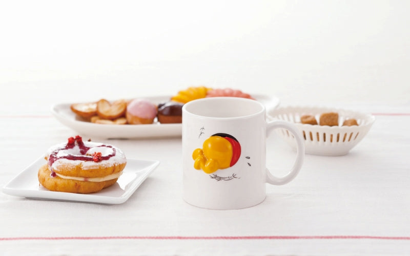 Happening Mug Bear PuSan [Cute] [Disney] [Unique