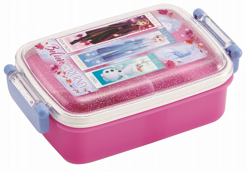 RBF3AN Anna and the Snow Queen 2 Soft Tight Lunch Box