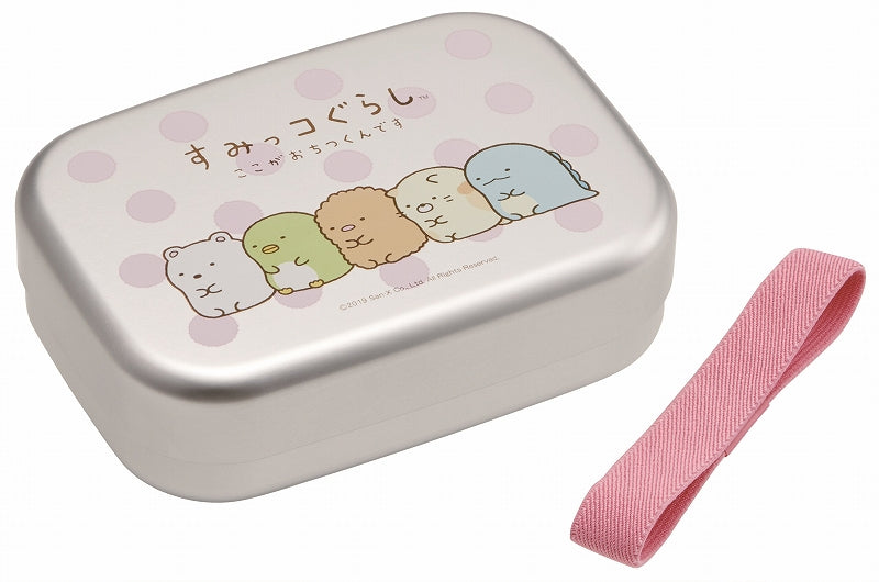 ALB5NV Sumikko Gurashi 20 Aluminum Lunch Box