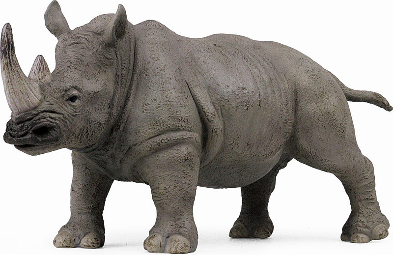 Soft PVC PVC PVC Animal Rhinoceros 10269