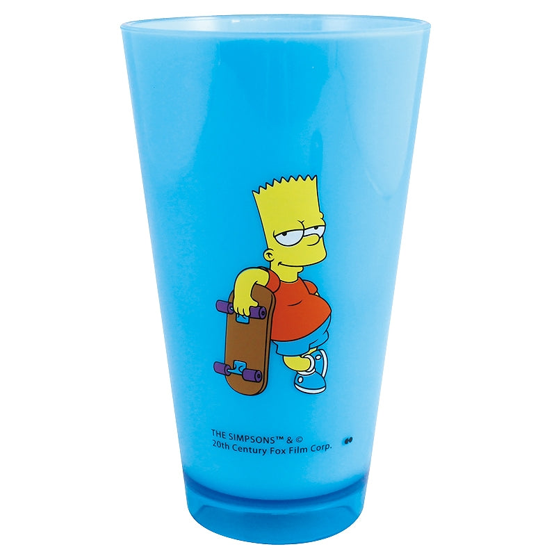 THE SIMPSONS ACRYLIC TUMBLER アクリル タンブラー  BART BL SSC-900
