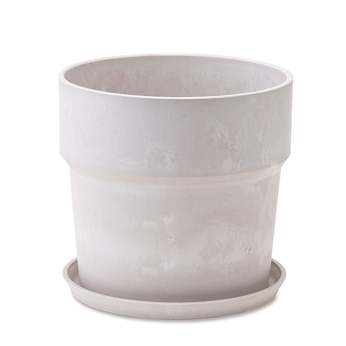 81004 Urban plant pot Milk