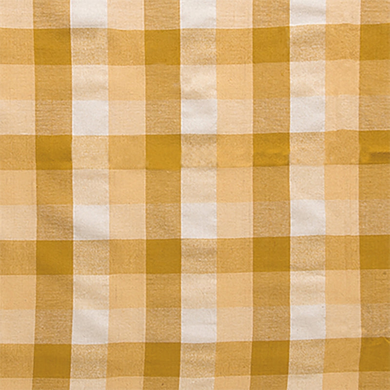 53339 Checked Multi-cover Yellow
