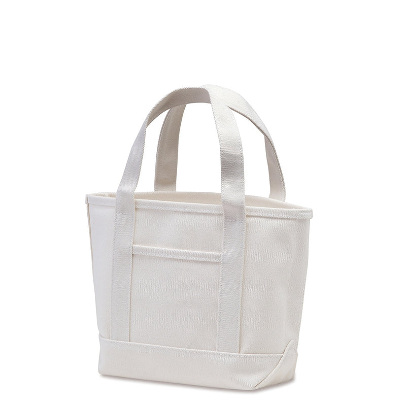 53355 amie Canvas Tote M White