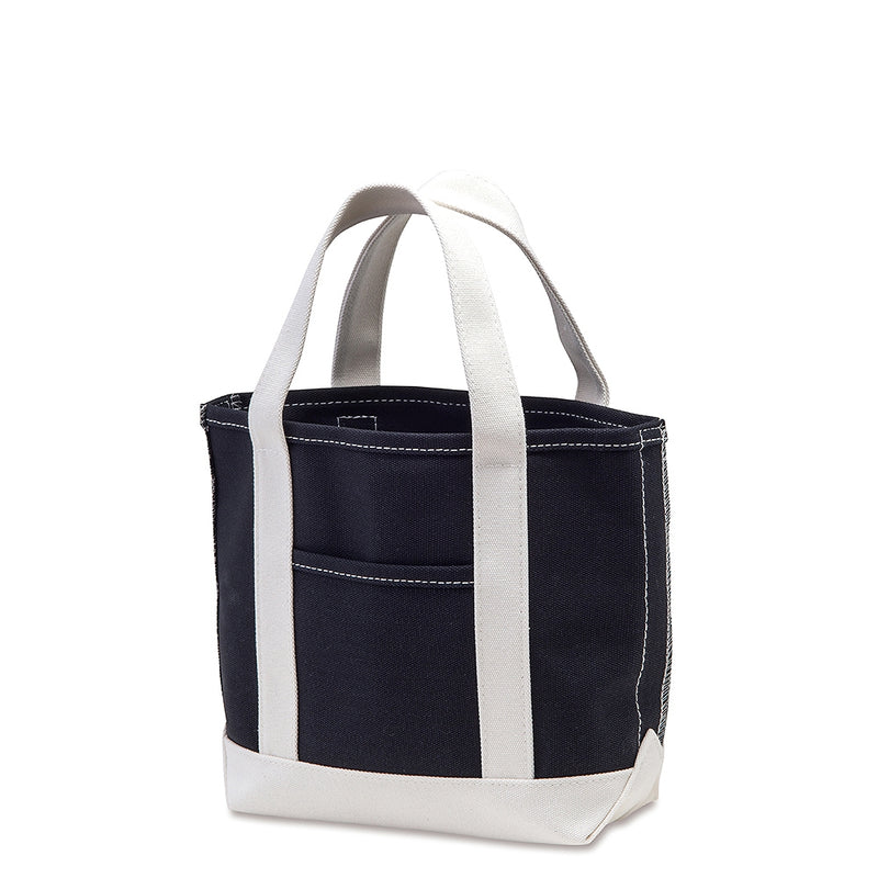 53356 amie Canvas Tote M Monochrome