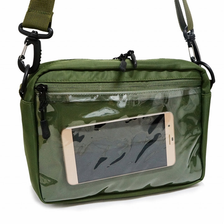 Bag Shoulder Bag Water Repellent Pouch Outdoor Men Women Holiday A.M. Holiday A.M. 1 pair