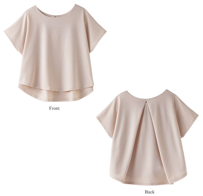 COCOMOMO Back Tops Shirt Blouse 1Pc