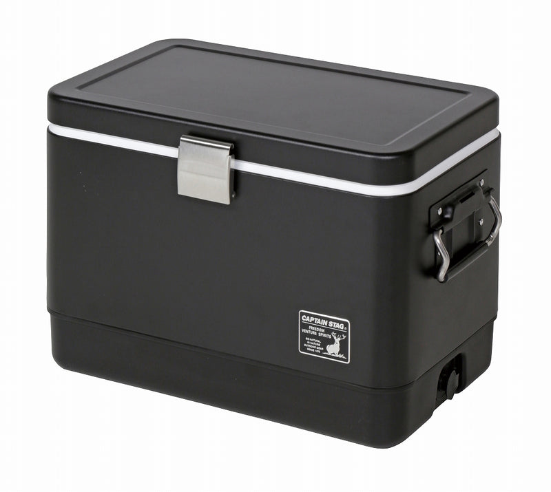 CS Black Label Steel Foam Cooler 25L [CAPTAIN STAG] 1 case 1 set