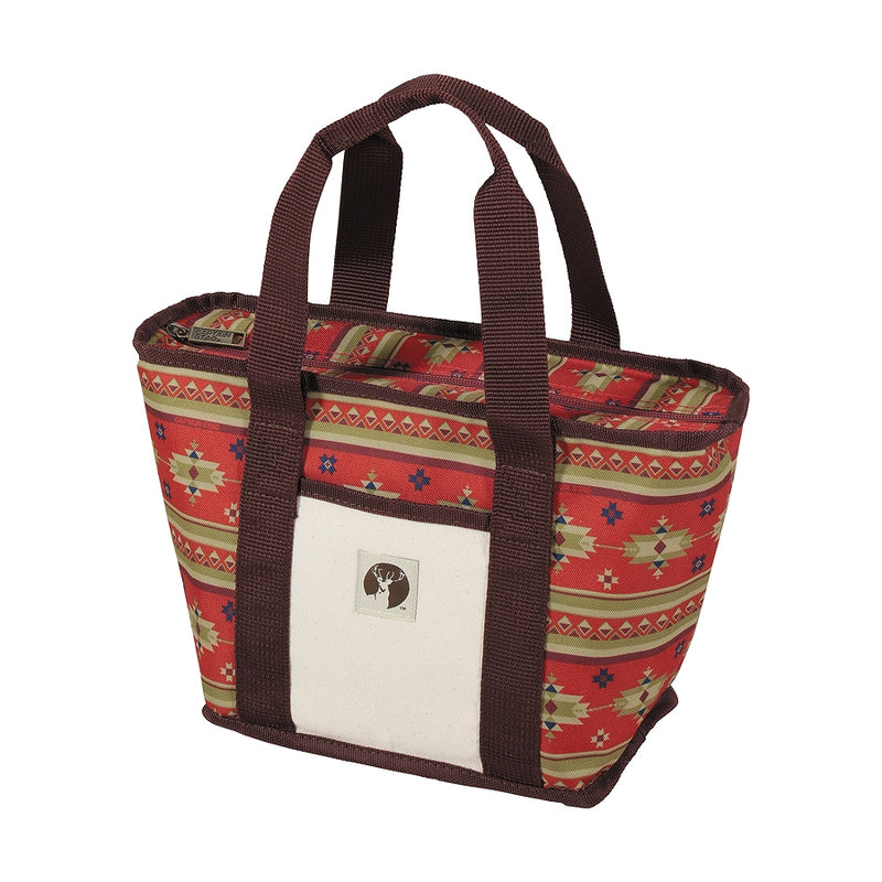 CS Native Tot Kooler Bag 4L Red [CAPTAIN STAG] 1 Case