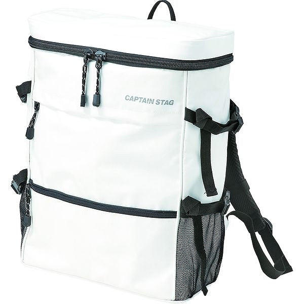 CAPTURE STIG Box Backpack white [CAPTURE STIG] 1 case