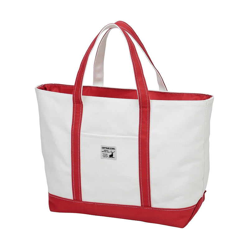 Captain stag Cotton Tote Bag