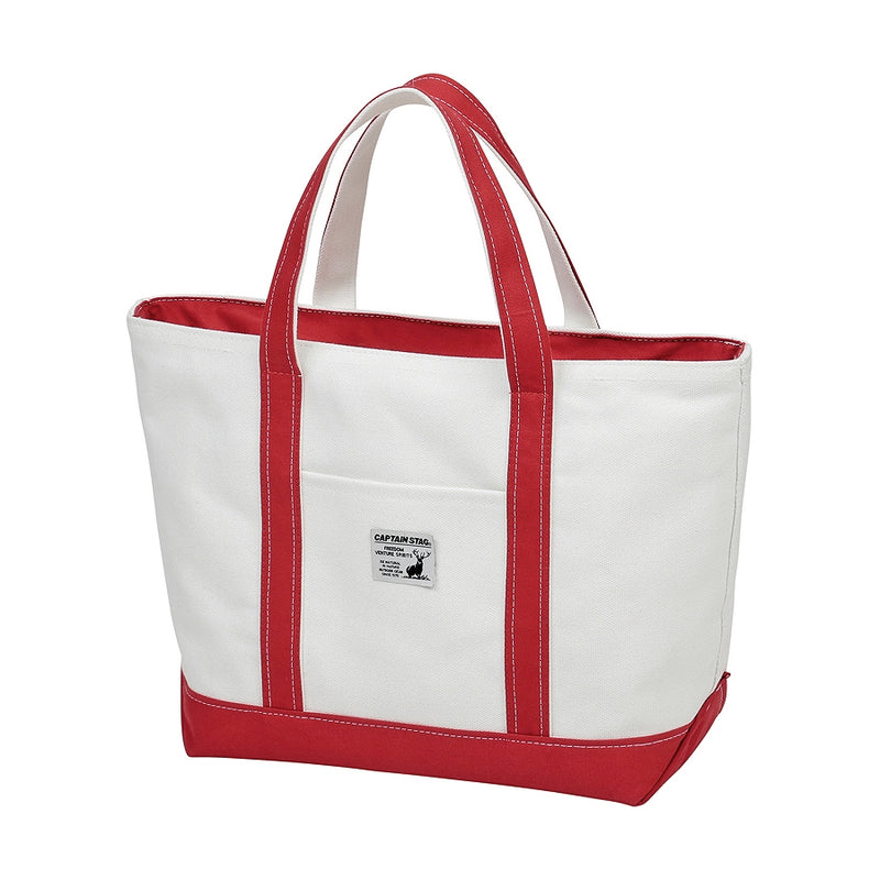 Captain Stag, Cotton Toto M Red [CAPTAIN STAG] 1 case one set