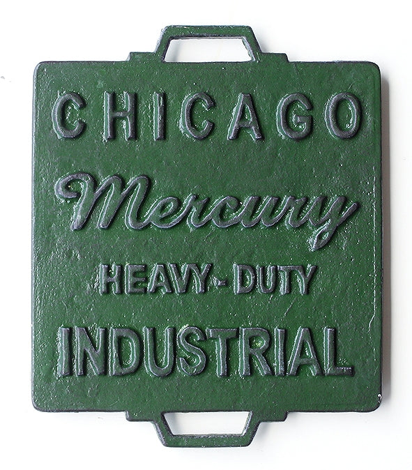 Mercury Iron Tribett Square Green 1 Case