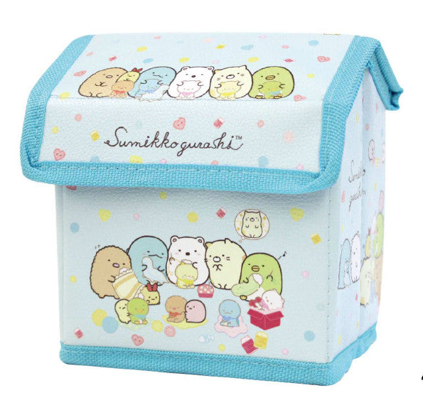 Shmikkogurashi Mini House Type Storage Box Tezuzu Stuffed Toy 6pcs Per Case