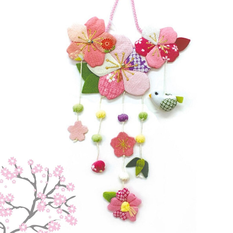 Variable hanging decoration Cherry blossoms 1pcs/set of 1