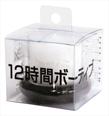 Acetate boxed with 12-hour boative stand [Kameyama] [Candle] 72 pieces per case