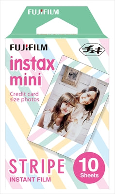 Instax mini cheki film stripe WW 1 [camera photo] 1 case 60 pieces